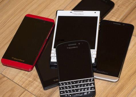 Blackberry Classic и другие смартфоны Blackberry