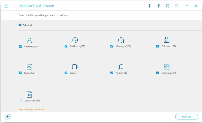 androi data backup restore