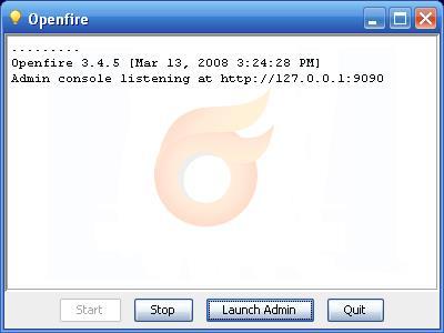 Диспетчер OpenFire