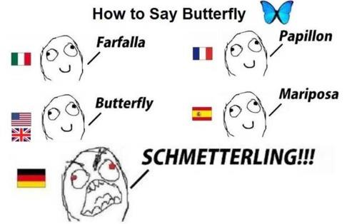 Статусы на немецком языке веселые