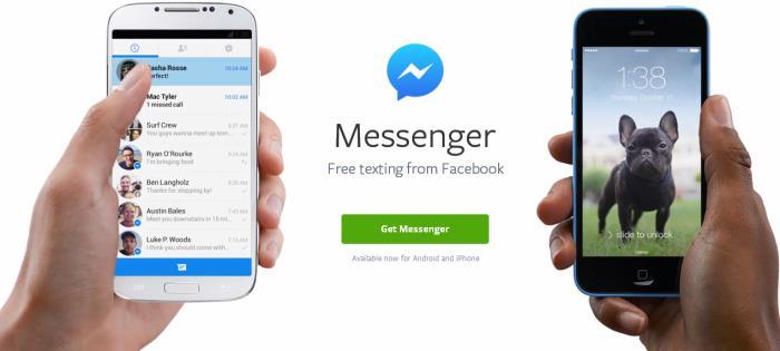 Messenger Facebook скачать на компьютер мессенджер