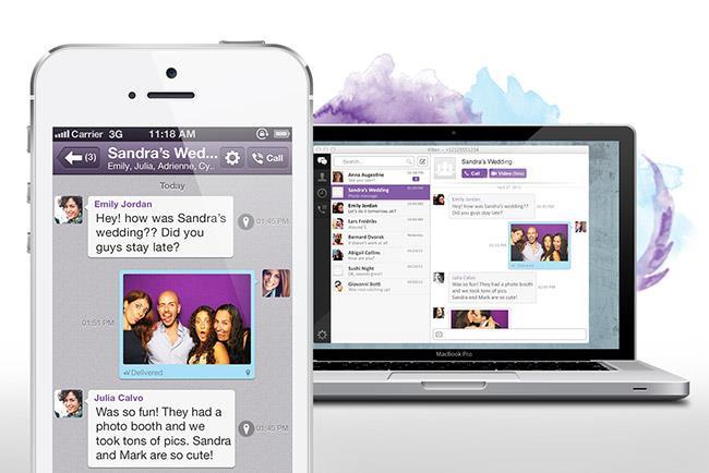 Скачать Viber для IPhone