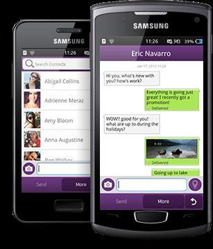 Viber для Bada телефона