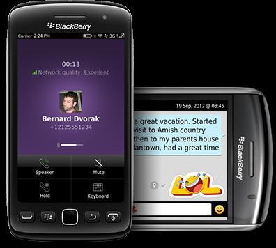 Скачать Viber для Blackberry
