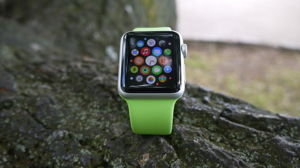 Дизайн Apple Watch