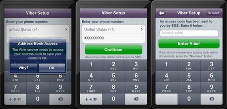 Инструкция — как установить Viber на смартфон