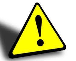 Предупреждающее сообщение Windows