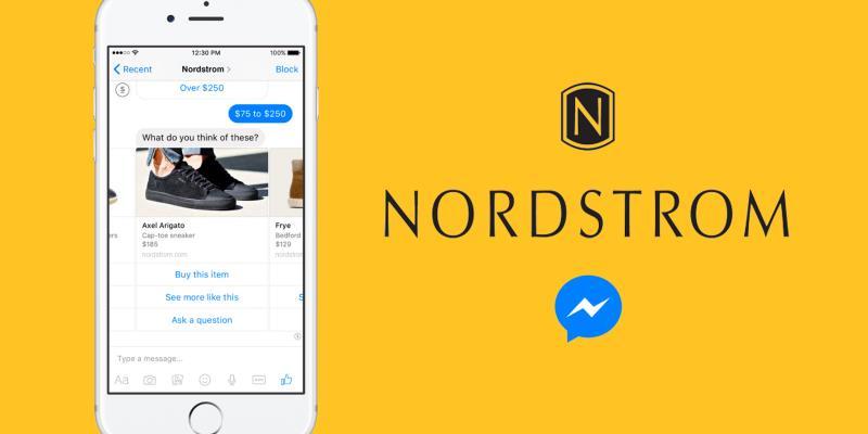 Nordstrom на Facebook