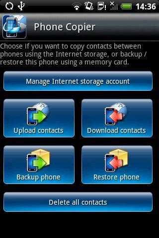 Легальная миграция как перенести информацию с одного смартфона на другой