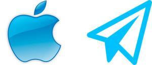 telegram-apple