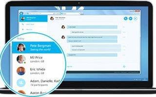 Веб-приложение Skype уже проходит стадию открытого тестирования
