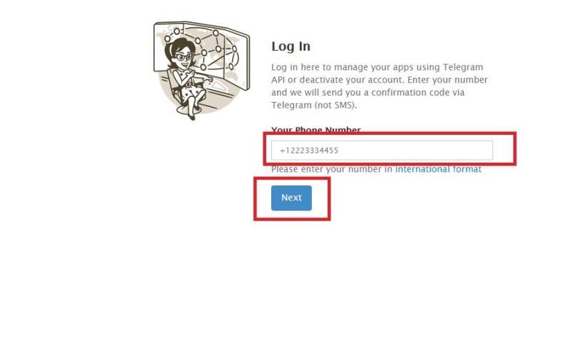 как удалить аккаунт в Телеграмме