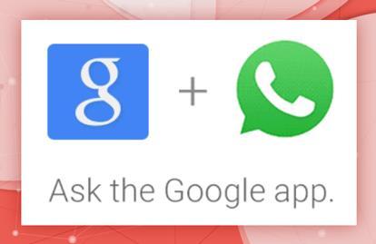 Сообщения для мессенджеров теперь можно надиктовать в Google Now