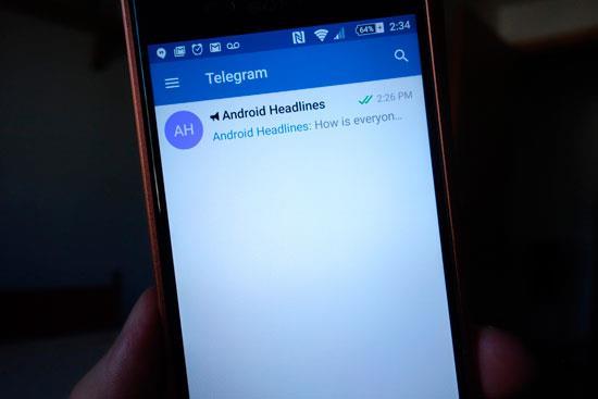 Основное достоинство Telegram - сетевая защищенность переписки