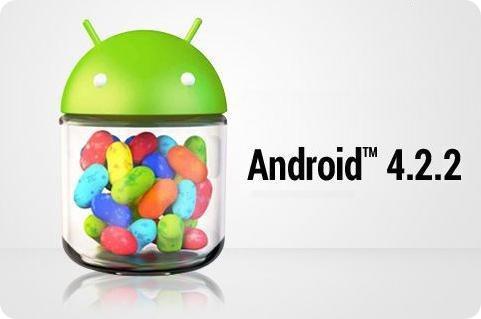 Логотип Android 4.2.2