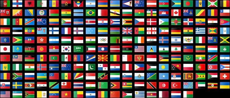 png иконка флаги стран языки