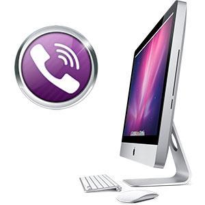 Viber для Мак ОС