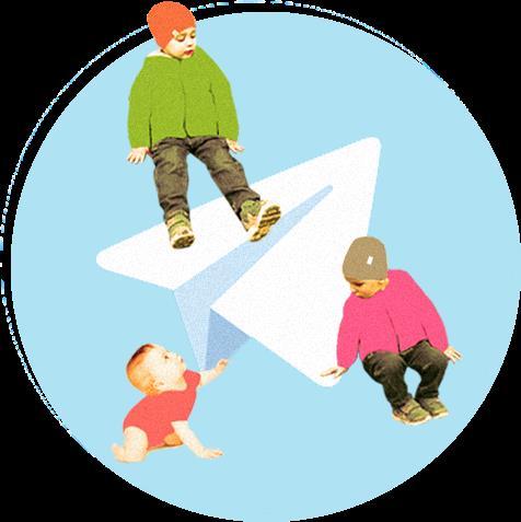 Телеграм-каналы, на которые стоит подписаться родителям