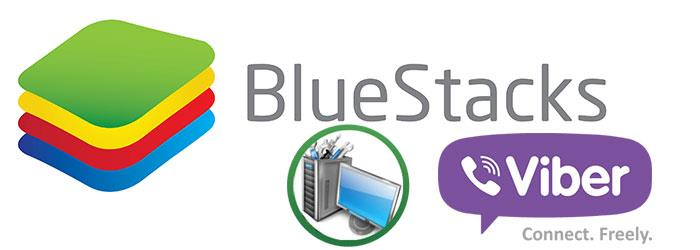 bluestacks-viber-pk