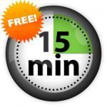 15 минут консультации бесплатно