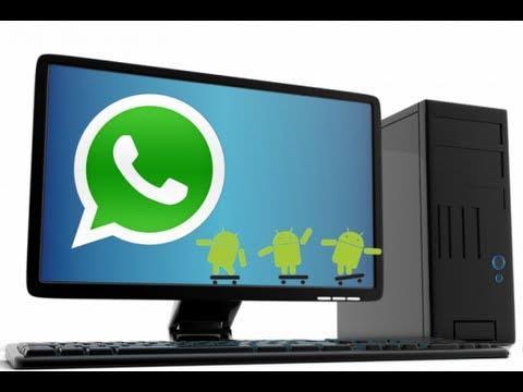 WhatsApp для ПК 2015