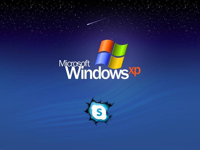 winxp-skype