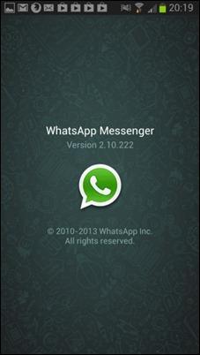 WhatsApp-версия