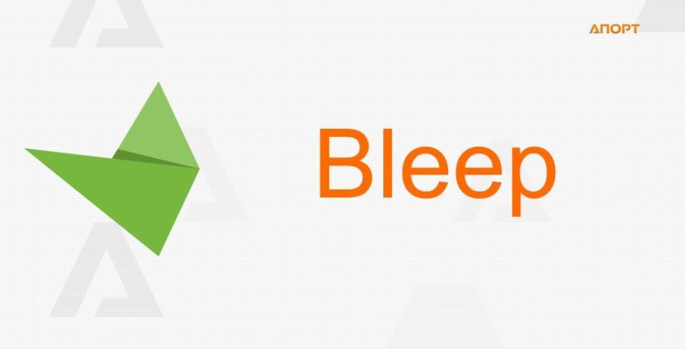 Альтернатива Скайпу - Bleep