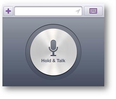 Push to Talk