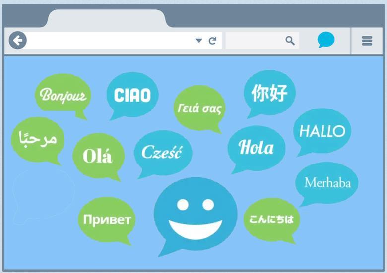 Hello! Один из самых простых и бесплатных способов общения.