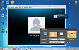 Запись разговора в Skype