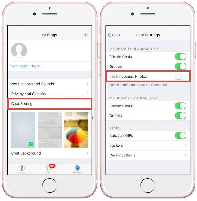 Почему контакты не сохраняются на айфоне