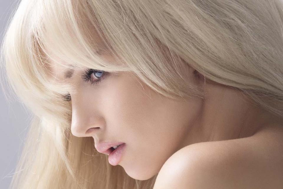 Аватарка для девушки и женщины блондинки