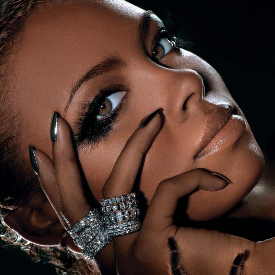Ава темнокожей царицы