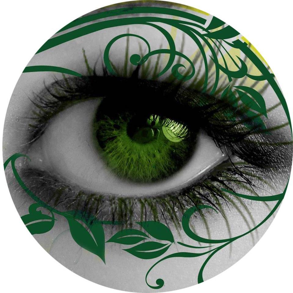 Женский глаз на аву