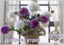 Желаю Вам, доброго утра!