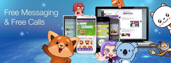 Viber для Windows 8 Tablet скачать бесплатно (Вайбер, Вибер)