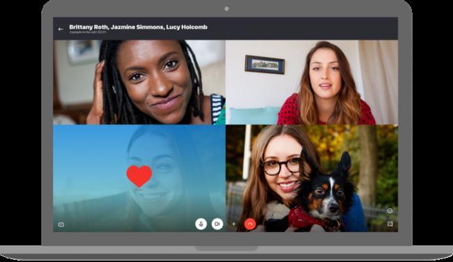Выпущена финальная версия Skype для рабочего стола