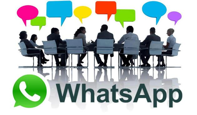 Как найти группу в WhatsApp по названию