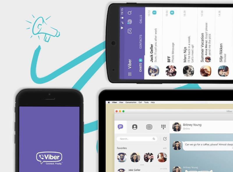 Как добавить контакт в Viber для Android, iOS и Windows