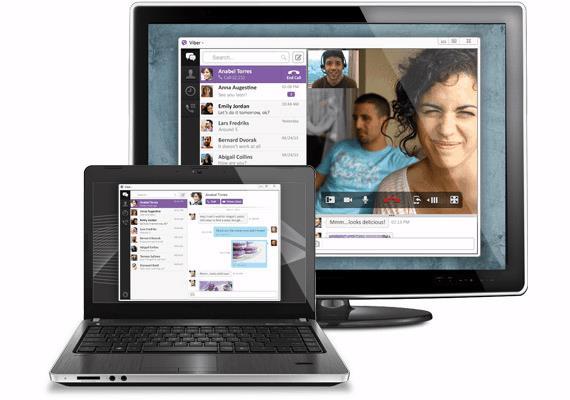 Как добавить контакт в Viber для Windows
