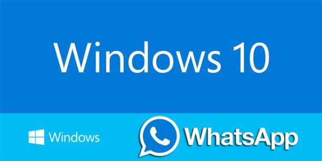 WhatsApp для Windows 10