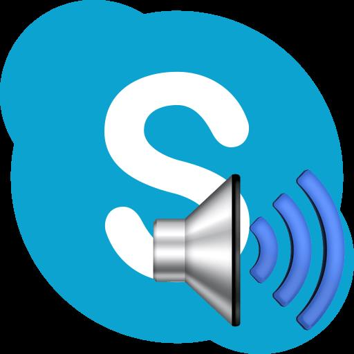 Нет звука в Skype