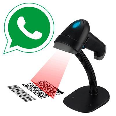 Qr код сканировать в whatsapp logo