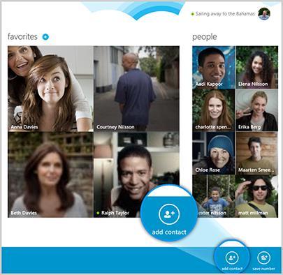 skype desktop windows 8