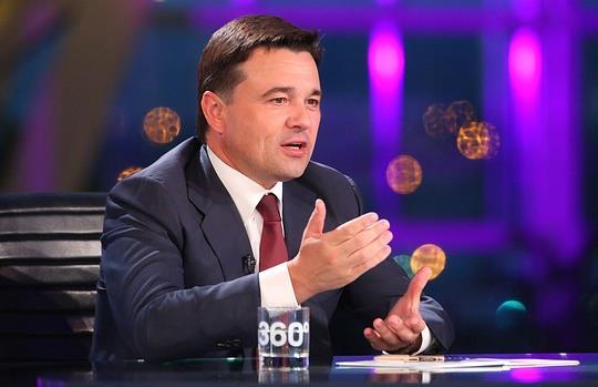 Андрей Воробьёв, прямая линия нателеканале «360», Непрямая «прямая линия» Воробьёва