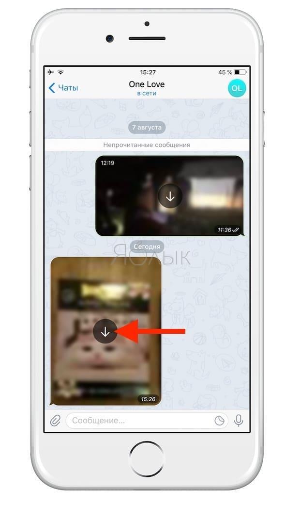 Как отключить автосохранение Фото, Видео, голосовых сообщений и файлов вТелеграм