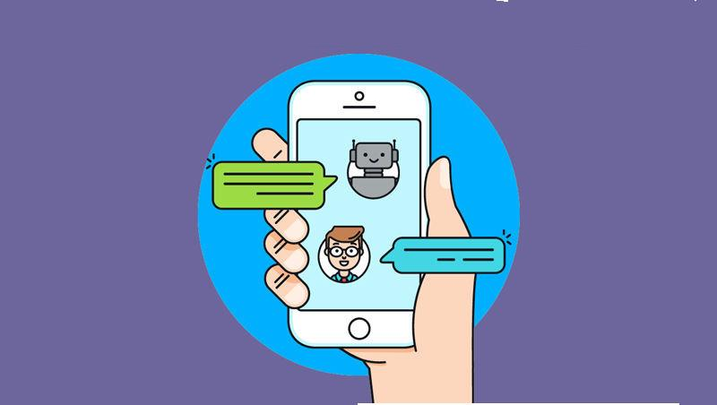 Иллюстрация на тему Боты для WhatsApp на примере Avinfobot: что это такое и как создаются