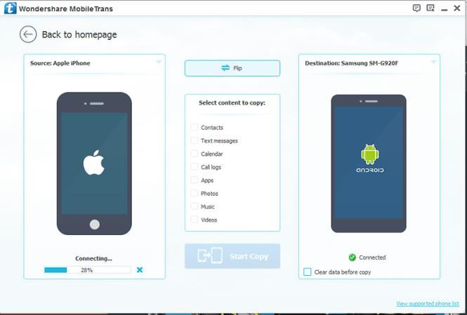 854 Как перенести все с iPhone на Андроид?