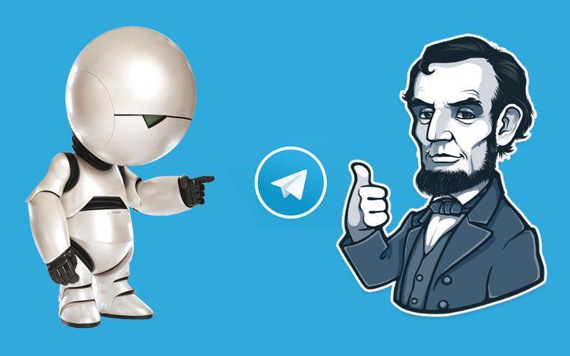 Примеры запросов к Telegram Bot API